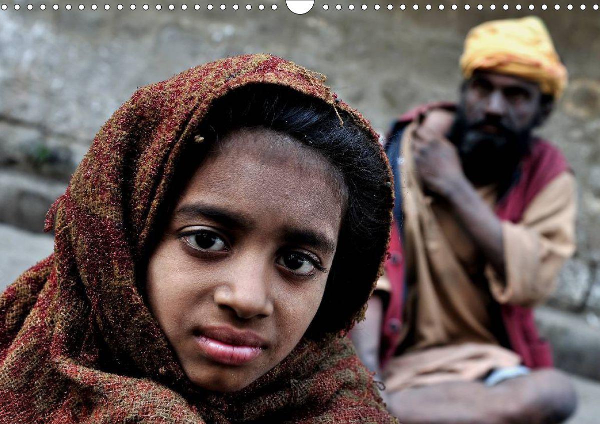 Johhan Jilka_Indien Gesichter