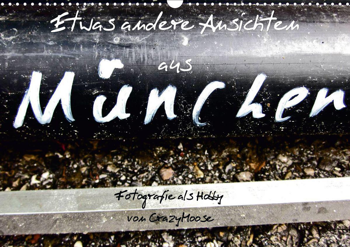Julia Höfer - Etwas andere Ansichten von München