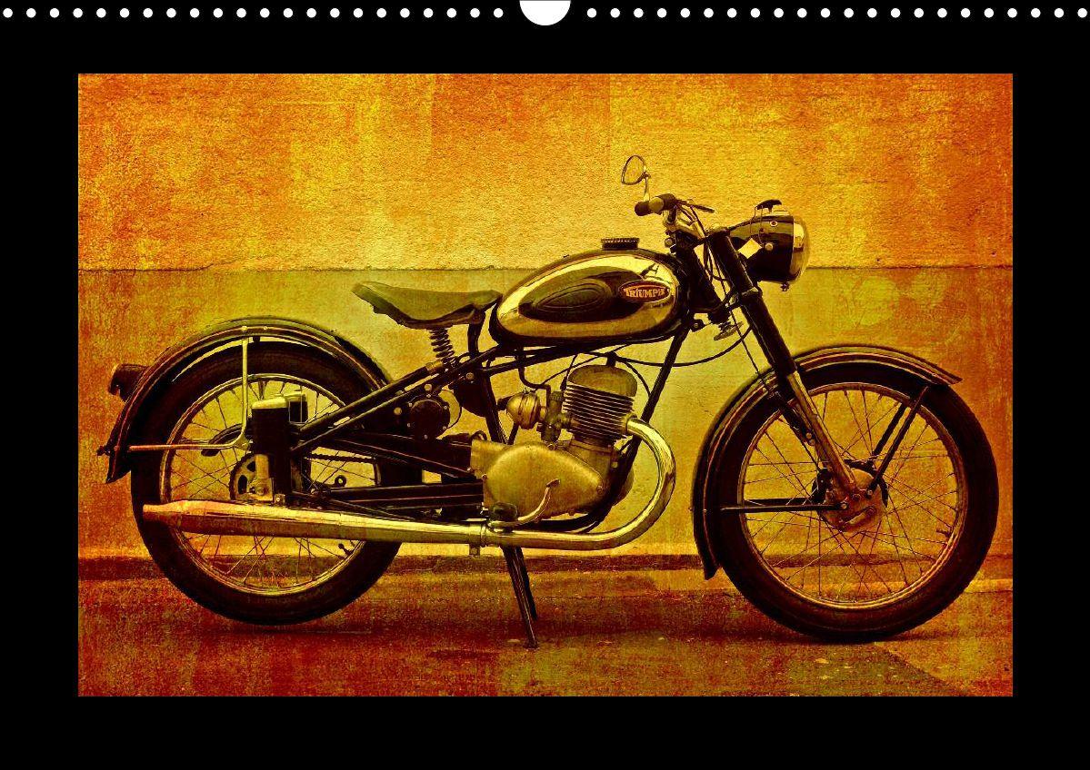 Gabi Siebenhühner_Motorrad Oldtimer