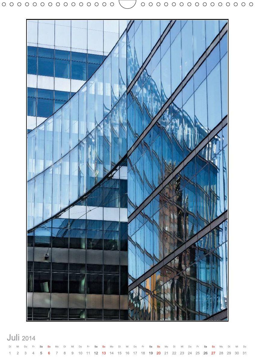 Interessanten Ansichten: Spiegelungen in der Architekur von Klaus Kolfenbach