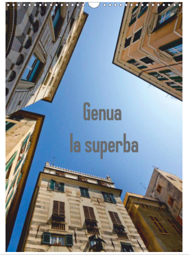 Larissa Veronesi: Genua - la superba