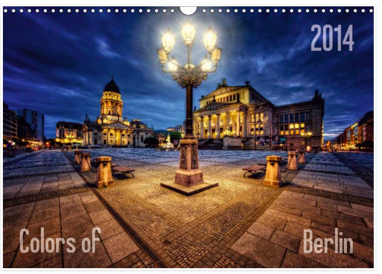 Aufnahmen von Berlin, die unsere Hauptstadt in seiner ganzen Farbenpracht präsentieren.