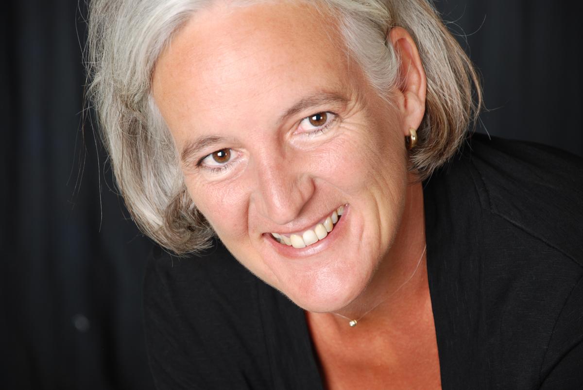 Autorin und Verlegerin Caroline Butz