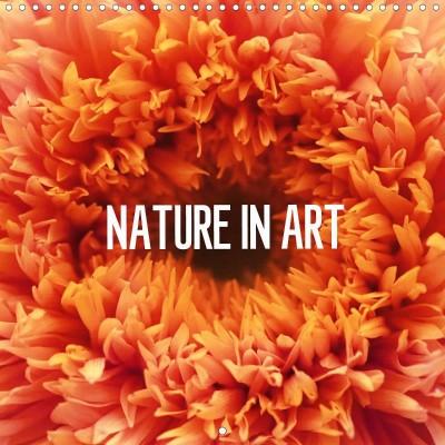 Nadia's 'Nature in Art' fine art photography calendar
