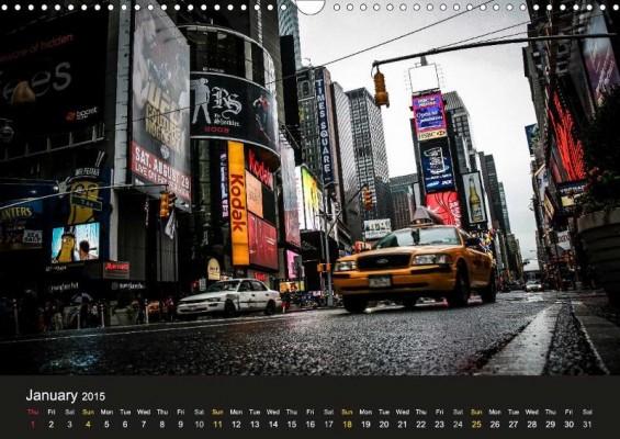 Oliver Pinkoss: New York