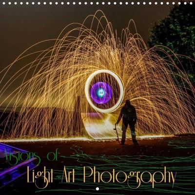 Oliver Pinkoss: Light Art Photography