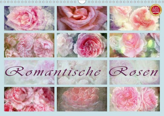 Martina Cross: Romantische Rosen