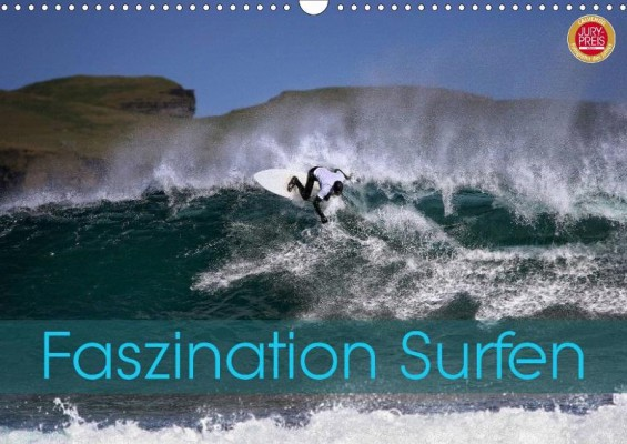 Martina Cross - Faszination Surfen