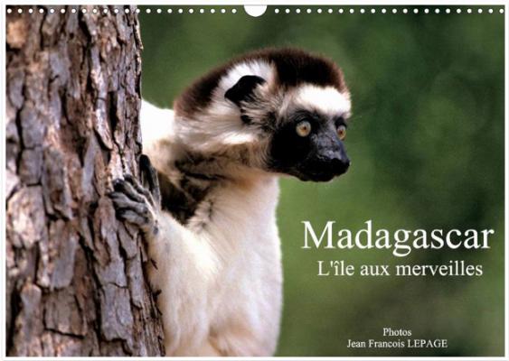 Jean François Lepage : Madagascar, l'île aux merveilles