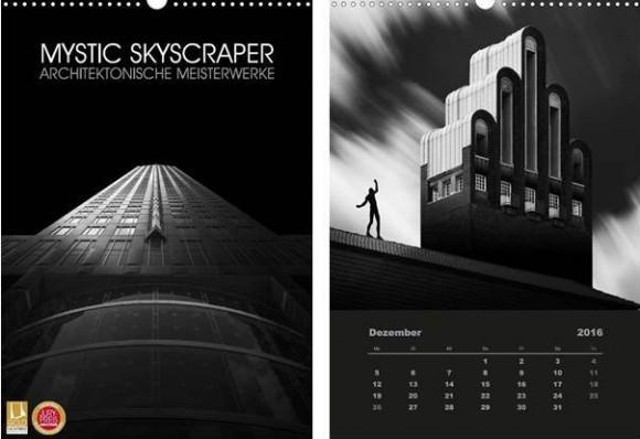 Hiacynta Jelen - Mystic Skyscraper