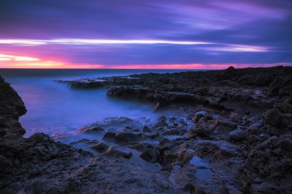 Sunrise - Lanzarote, Spain