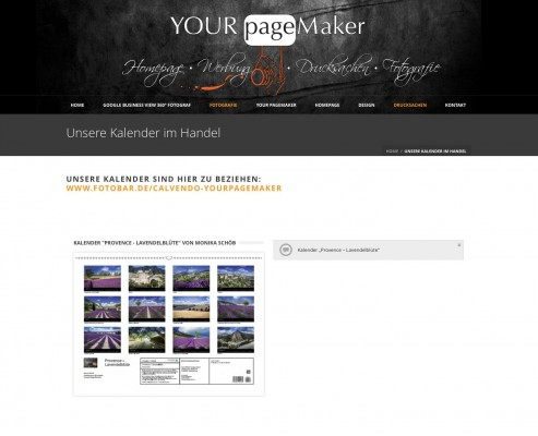 YOUR_pageMaker_website