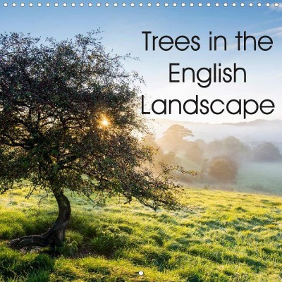 Trees in the English Landscape calendar