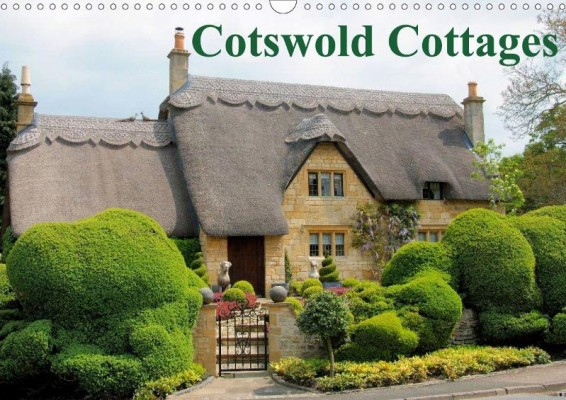 Jon's 'Cotswold Cottages' calendar