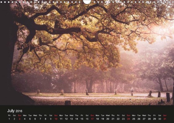 From Kevin's Autumn Colours calendar