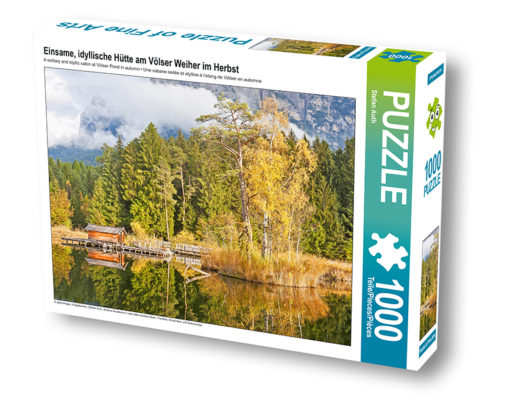 Puzzle-Verpackung