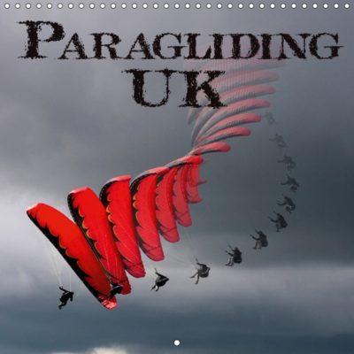 Paragliding UK calendar