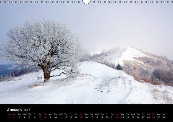 From the Malvern Hills calendar