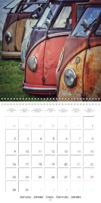 From Campervantastic calendar