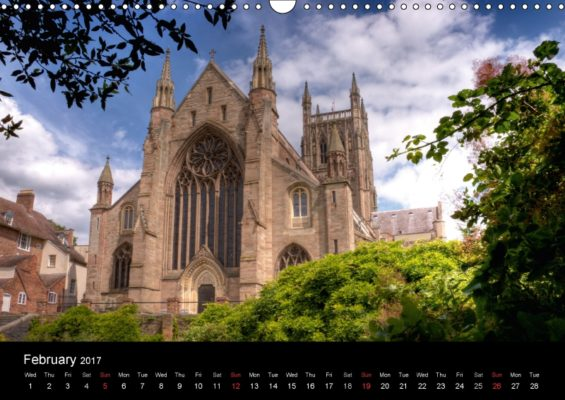 From the Anglican Cathedrals calendar