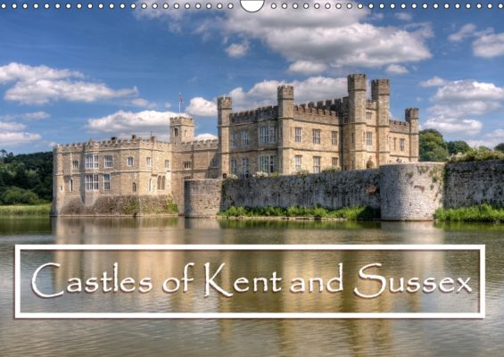 From David's Castles of Kent and Sussex calendar