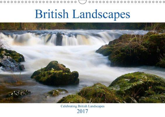 Terry's British Landscapes calendar
