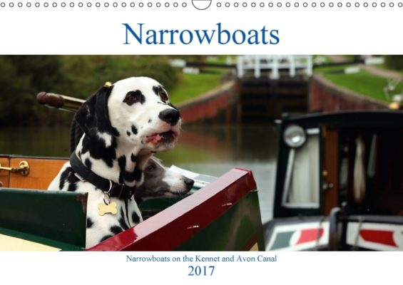 Terry's Narrowboats calendar