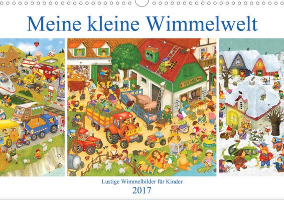 Marion-Kraetschmer_meine-kleine-Wimmelwelt